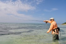 Extreme fishing - bonefish