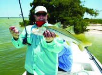 Extreme fishing - snook